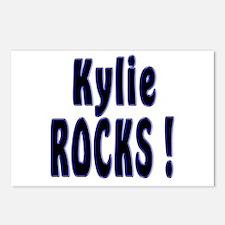 Kylie Rocks ! Postcards (Package of 8)