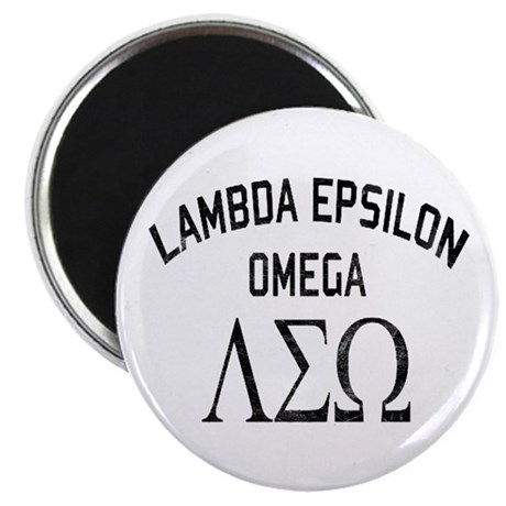 Old School Fraternity Magnet