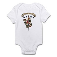 Love Funerals Infant Bodysuit