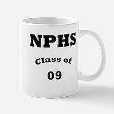 NPHS Class of 09 Mug