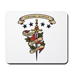 Love Forensic Science Mousepad