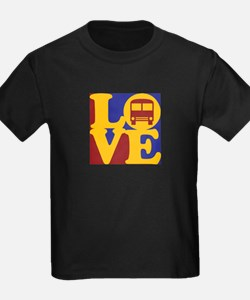 Driving a Bus Love T