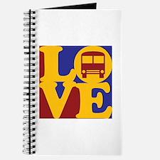 Driving a Bus Love Journal