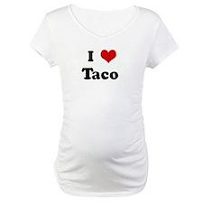 I Love Taco Shirt