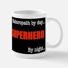 Superhero Naturopath Mug