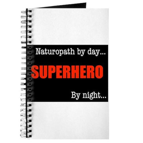 Superhero Naturopath Journal