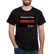 Superhero Naturopath T-Shirt