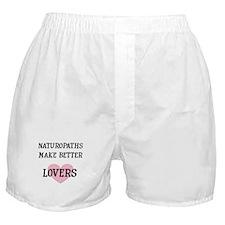 Naturopaths Make Better Lover Boxer Shorts