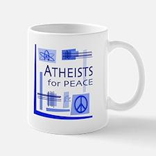 Atheists for Peace Mug