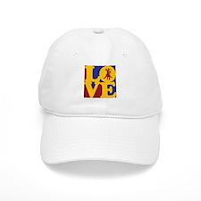 Dance Love Baseball Cap