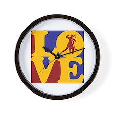 Dance Love Wall Clock