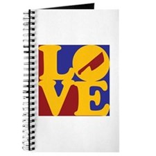 Cutting Meat Love Journal