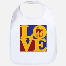 Counseling Love Bib