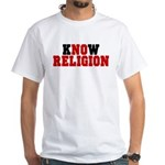 kNOw Religion Tagless T-Shirt (W)
