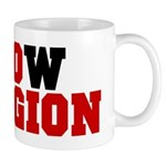 kNOw Religion Small 11oz Mug