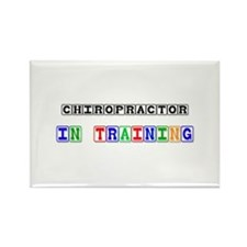 Chiropractor In Training Rectangle Magnet