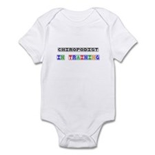 Chiropodist In Training Infant Bodysuit
