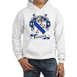 Pennycook Family Crest Hooded Sweatshirt