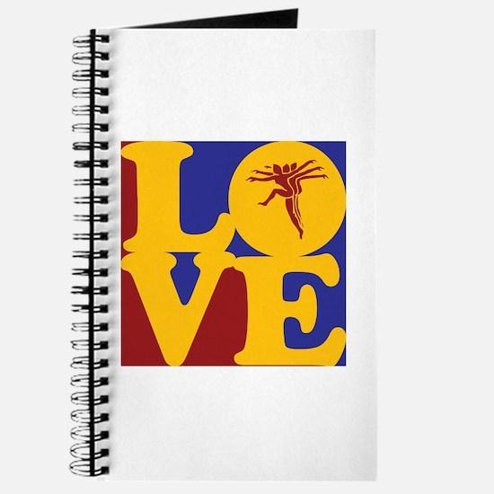 Choreography Love Journal