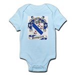 Pennycook Family Crest Infant Creeper