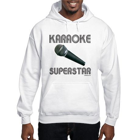 KARAOKE Hooded Sweatshirt