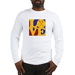 Canoeing Love Long Sleeve T-Shirt