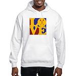 Canoeing Love Hooded Sweatshirt