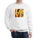 Canoeing Love Sweatshirt
