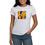 Canoeing Love Women's T-Shirt