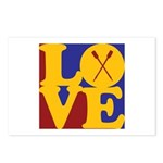 Canoeing Love Postcards (Package of 8)