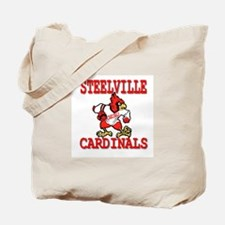 Steelville Cardinals Tote Bag