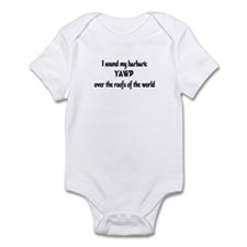 Funny Whitman college Infant Bodysuit