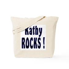 Kathy Rocks ! Tote Bag