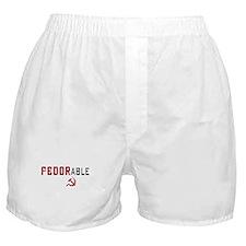 Boxer Shorts FedorAble