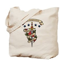 Love Counseling Tote Bag