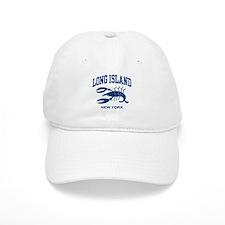 Long Island New York Baseball Cap