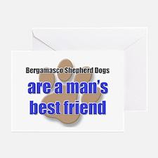 Bergamasco Shepherd Dogs man's best friend Greetin