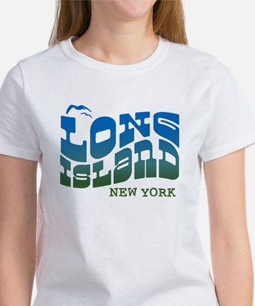 Long Island New York Women's T-Shirt