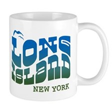 Long Island New York Mug