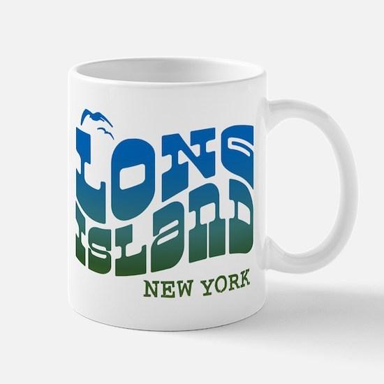Long Island New York Mug Mugs