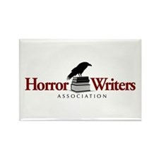 Horror Writers Association Rectangle Magnet