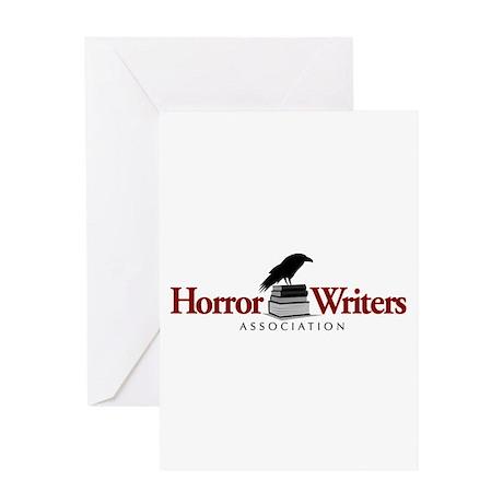 Horror Writers Association Greeting Card