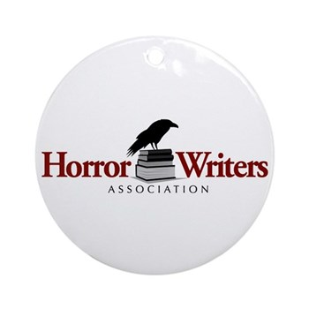 Horror Writers Association Ornament (Round)