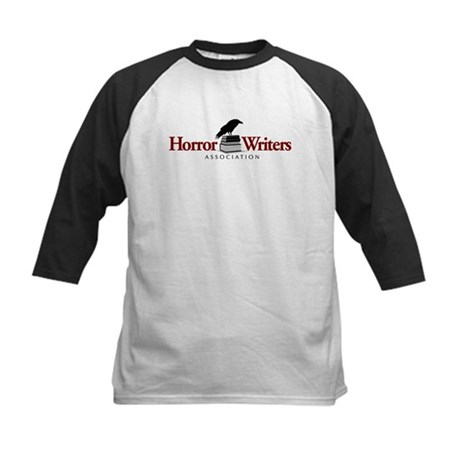Horror Writers Association Kids Baseball Jersey