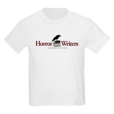 Horror Writers Association Kids Light T-Shirt