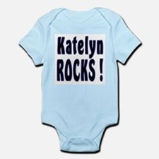 Katelyn Rocks ! Infant Creeper