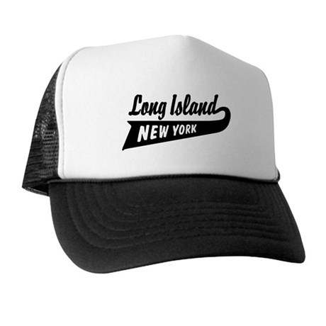 Long Island New York Trucker Hat