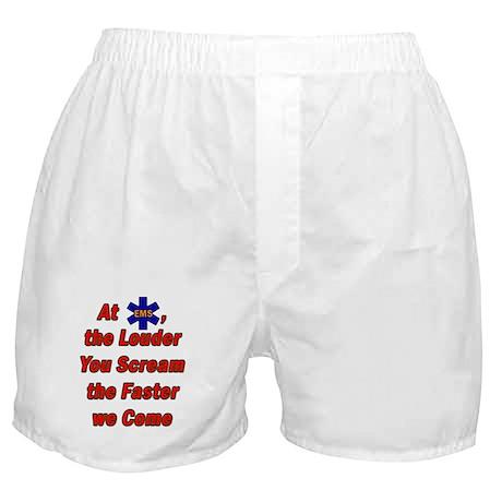 EMS Louder n' Faster Boxer Shorts
