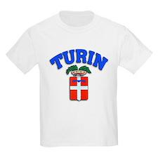 Turin! Turin! Turin! Kids T-Shirt