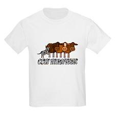 cow whisperer blue heeler T-Shirt